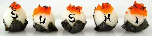 Tipos e variações de sushi