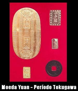 Tokugawa_moeda japonesa