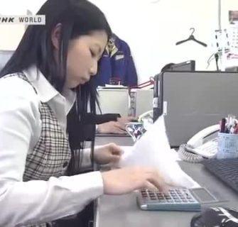 Asuka kamimura. A mulher calculadora do Japão
