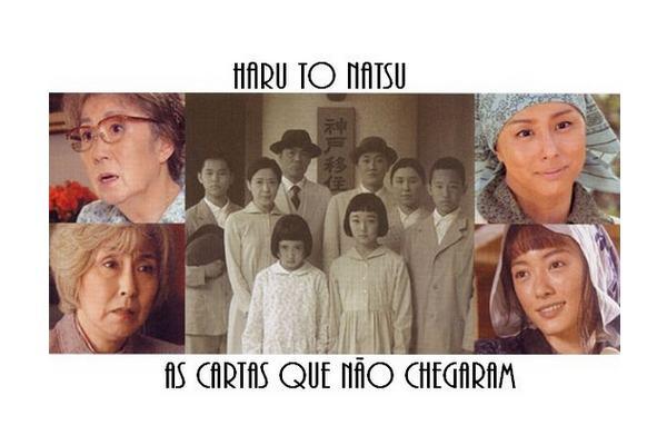 Haru to Natsu - As cartas que não chegaram