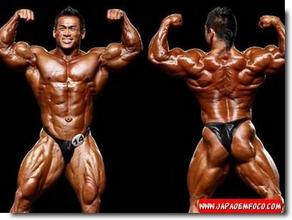 Fisiculturistas Japoneses - Hidetada Yamagishi 1