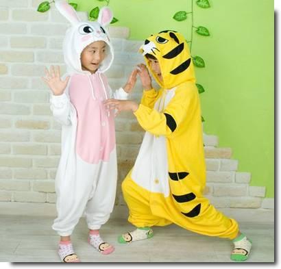 Kigurumi para crianças