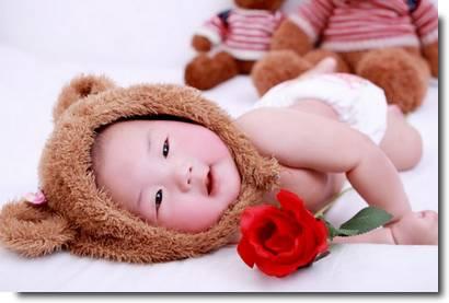bebês japoneses