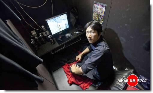 Net Cafe Nanmin - Lan House para os sem teto japoneses 2