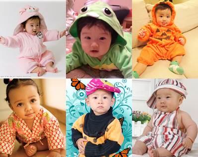 bebês japoneses fotos