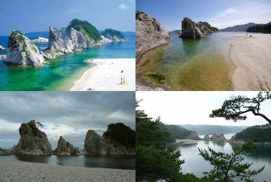 Jodogahama Província de Iwate fotos