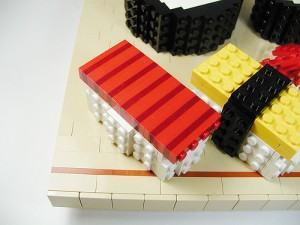 sushi de lego