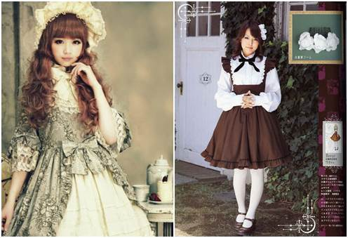 Classic Lolita fotos