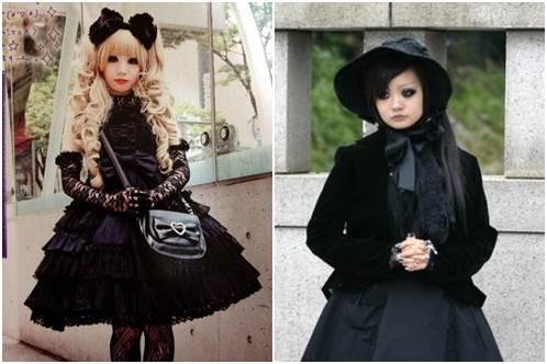 Gothic-Lolitas fotos