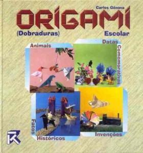 Origami dobraduras Escolar Carlos Gênova