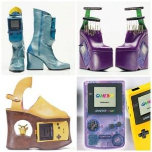 sapatos gameboy