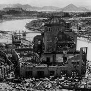 Hiroshima após bomba
