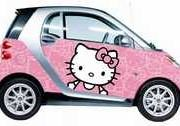 Hello Kitty Daihatsu