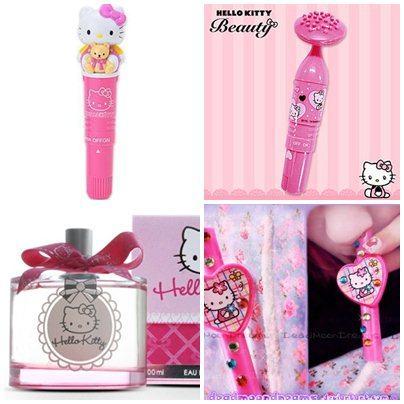 Vibrador Hello Kitty, secador de cabelo, perfume e pasmem, até canudo para cheirar cocaína. Bizarro!
