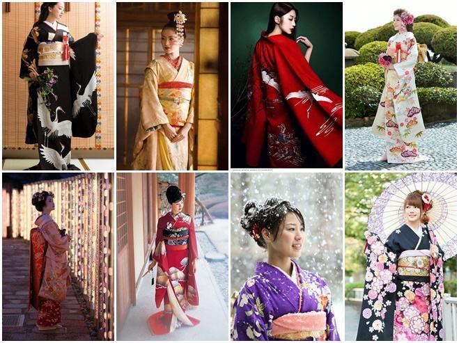 kimono fotos
