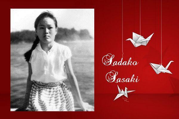Sadako Sasaki e os 1000 tsurus