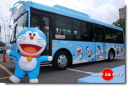 Ônibus escolares kawaii 11