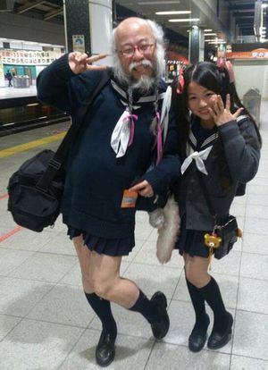 Enquanto isso no Japão 35