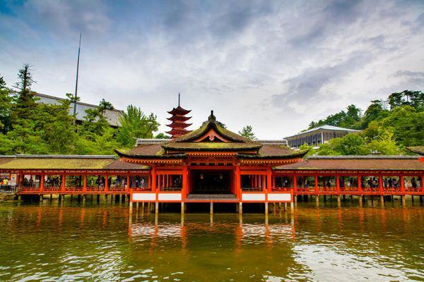 Itsukushima Shrine 2