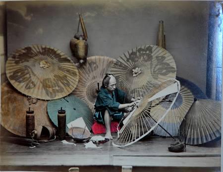 Adolfo Farsari fotos antigas Japão