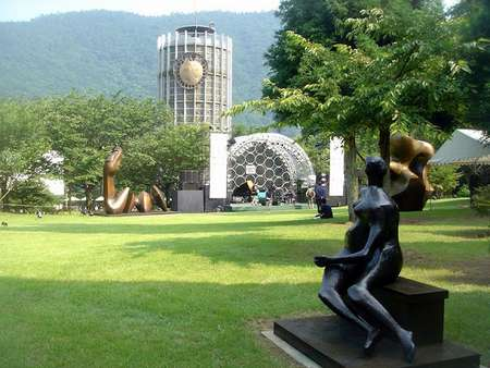 Estátuas de Henry Moore
