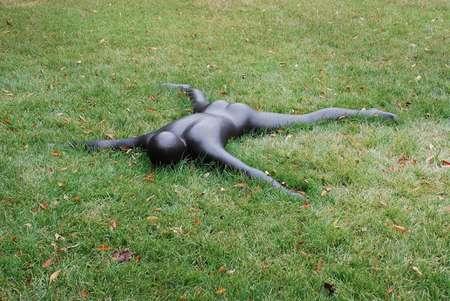 Hakone Open Air Museum Escultura na grama