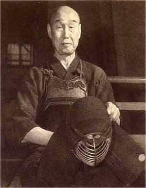 Mochida Moriji, mestre do kendo