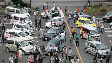 Itasha, o carro dos otakus japoneses 2