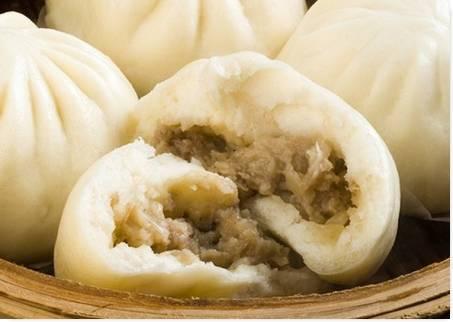 Comida Popular no Japão Nikuman