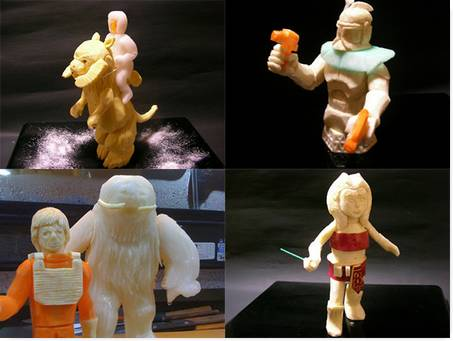 Okistugu Kado Esculturas Star Wars