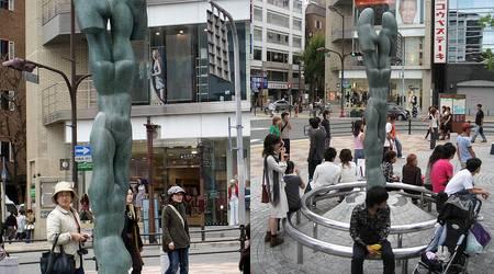 Estátua Sannomiya
