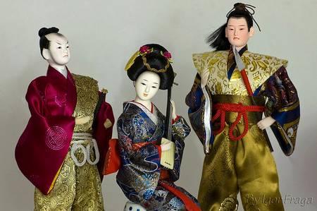Gueixas e Samurais