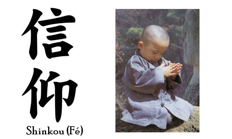 Kanji de Fé