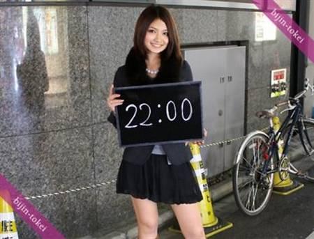 Bijin Tokei, a beleza nipônica de minuto a minuto