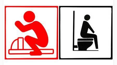 Como usar o banheiro no Japão 1