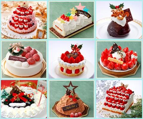 Kurisumasu Keki, os bolos tradicionais de Natal