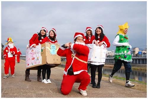 Maratona de Papai Noel