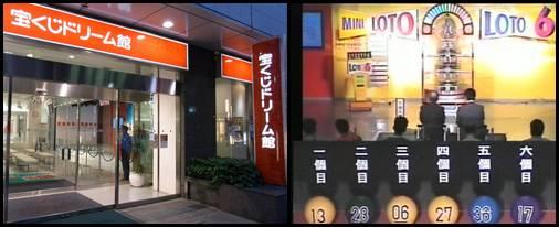 Museu da Loteria no Japão