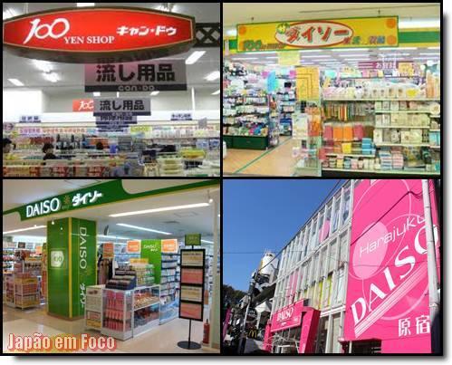 Daiso no Japão 100yen Shop