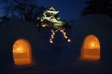 Kamakura Snow Festival