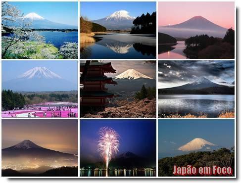 Monte Fuji fotos