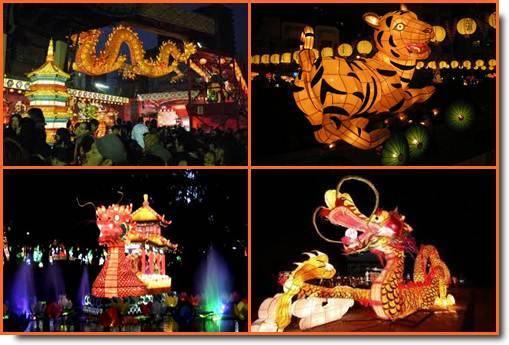 Nagasaki Lantern Festival 2013 Dança do Dragão