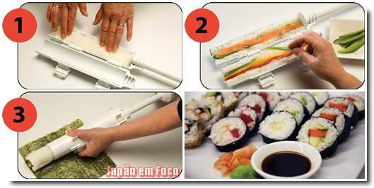 Sushi Sushezi Passo a Passo