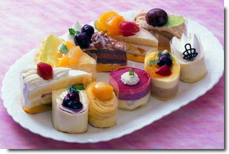 Yogashi, doces japoneses ocidentalizados