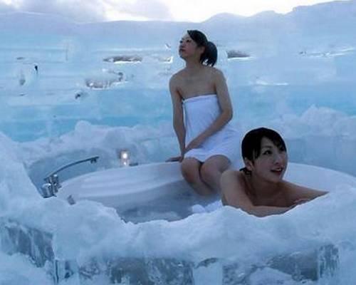 Hotel de gelo – Alpha Resort em Hokkaido