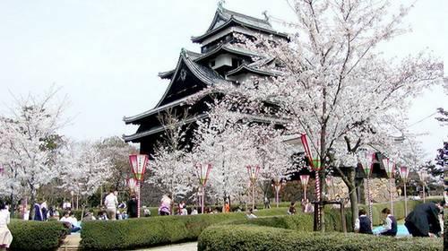 Castelo de Matsue, Matsue , Província de Shimane