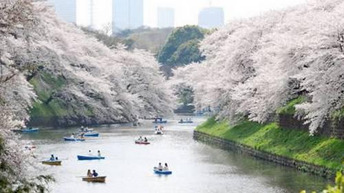 Ueno koen em Tóquio