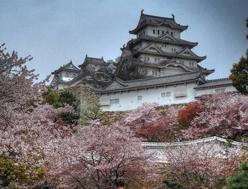 Castelo Himeji Patrimônio Cultural da Unesco