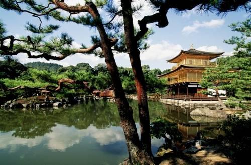 Kinkaku-ji Kyoto Patrimônio Cultural Unesco Japão