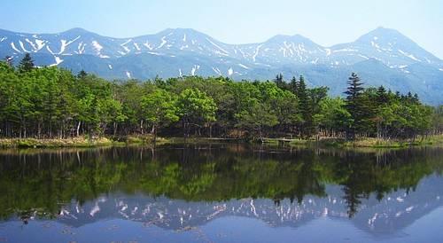 Shiretoko Hokkaido Patrimônio Natural da Unesco